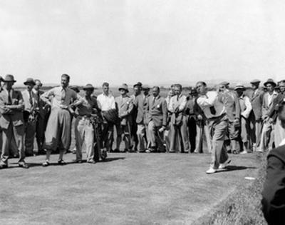 Walter Hagen, 1933 British Open