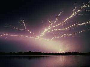 Bolts of Lightning by Walter Hodges