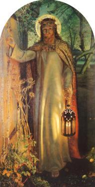 Light of the World by Walter Hunt