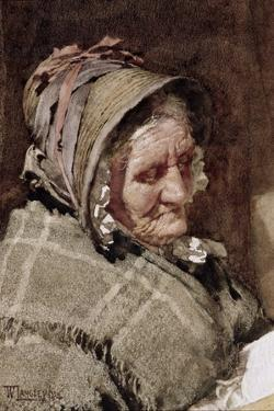 A Newlyn Fish Wife, 1894 by Walter Langley