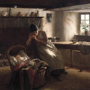 Day Dreams by Walter Langley