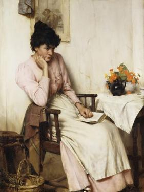 Distant Thoughts by Walter Langley
