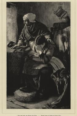 Men Must Work by Walter Langley