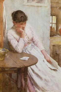 The Letter by Walter Langley