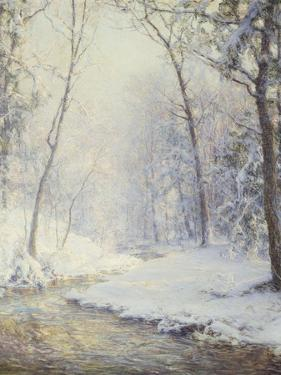 Early Snow by Walter Launt Palmer