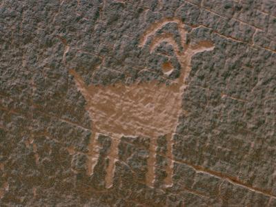 Anasazi Petroglyph