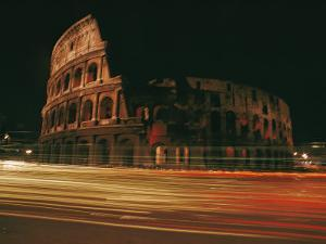 Colosseum at Night by Walter Meayers Edwards