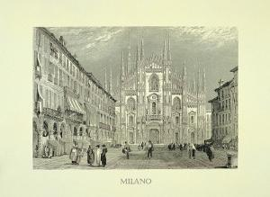 Milano by Walter Perugini