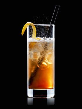 Drink Made with Jägermeister and Red Bull by Walter Pfisterer