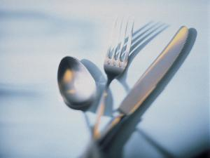 Spoon, Fork and Knife by Walter Pfisterer