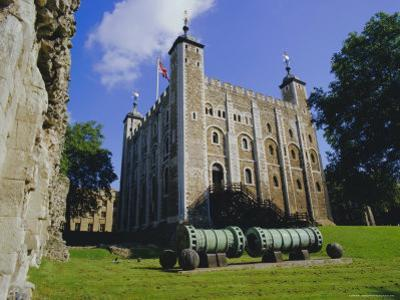 The White Tower, Tower of London, London, England, UK