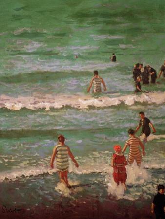 Bathers, Dieppe, 1902 by Walter Richard Sickert