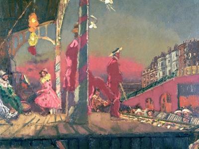 Brighton Pierrots by Walter Richard Sickert