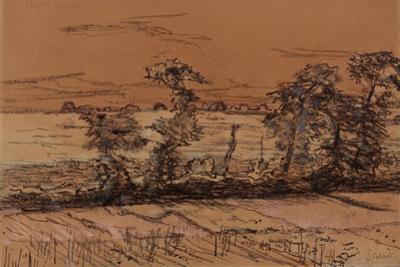 Chagford, Devon, 1916 by Walter Richard Sickert