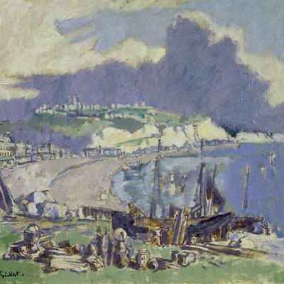 Dover by Walter Richard Sickert
