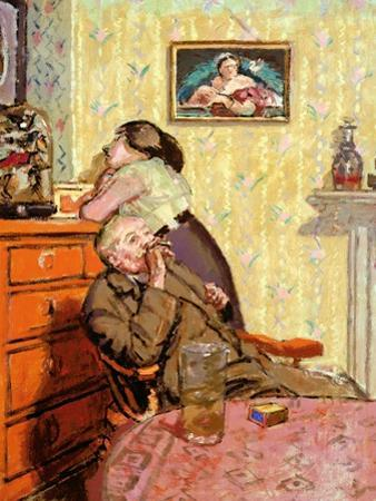 Ennui, 1917-18 by Walter Richard Sickert