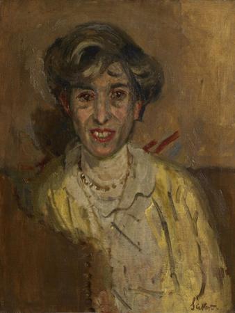Ethel Sands by Walter Richard Sickert