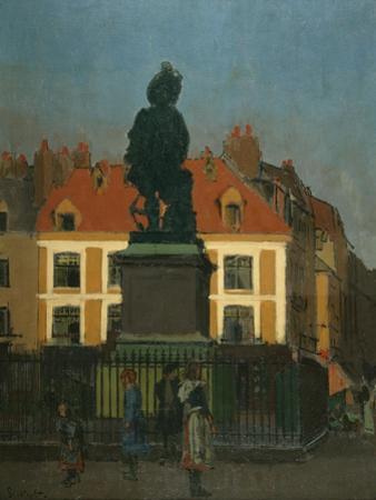 Le Grand Duquesne, 1902 by Walter Richard Sickert