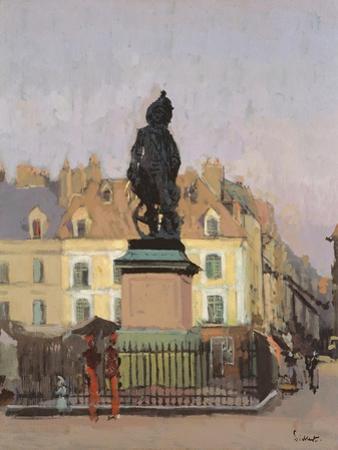 Le Grand Duquesne by Walter Richard Sickert