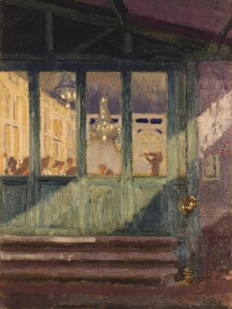 O Nuit D'Amour by Walter Richard Sickert