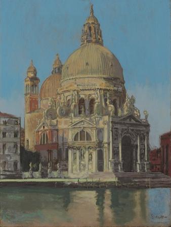 Santa Maria Della Salute, C. 1901 by Walter Richard Sickert