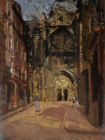 St Jacques, Dieppe, France, C.1900 by Walter Richard Sickert