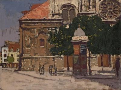 St. Remy, C. 1910-11 by Walter Richard Sickert