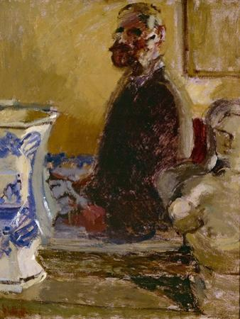 The Bust of Tom Sayers; a Self-Portrait, C.1913-15 by Walter Richard Sickert