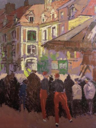 The Fair, Dieppe by Walter Richard Sickert