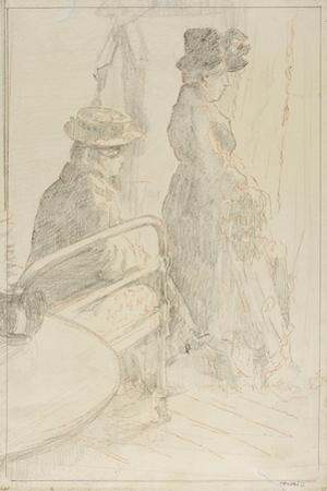 The Passing Funeral, 1912-13 by Walter Richard Sickert