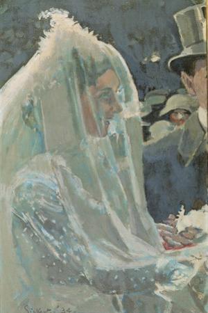 The Wedding by Walter Richard Sickert