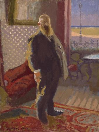 Victor Lecour, 1922-24 by Walter Richard Sickert