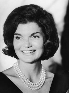 Jacqueline Kennedy, Wife of Sen./Pres. Candidate John Kennedy During His Campaign Tour of TN by Walter Sanders