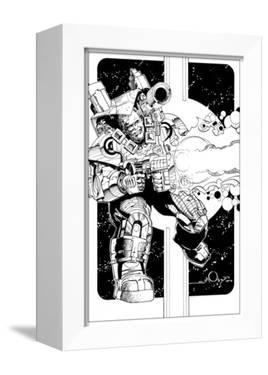 Cover for the Advance Comics Catalog No. 65 - Inks by Walter Simonson