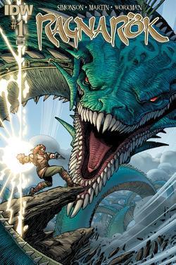 Ragnarok Issue No. 1 - Standard Cover by Walter Simonson