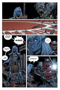 Ragnarok Issue No. 1: Terminus - Page 10 by Walter Simonson