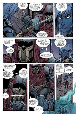 Ragnarok Issue No. 1: Terminus - Page 11 by Walter Simonson