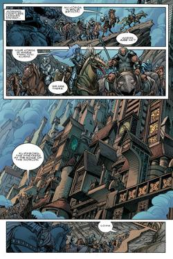 Ragnarok Issue No. 1: Terminus - Page 17 by Walter Simonson