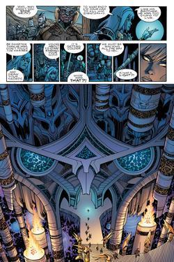 Ragnarok Issue No. 1: Terminus - Page 20 by Walter Simonson