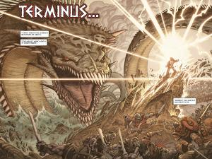 Ragnarok Issue No. 1: Terminus - Page 2 by Walter Simonson