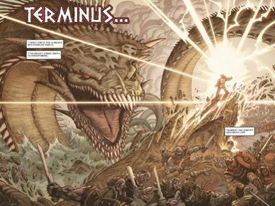 Ragnarok Issue No. 1: Terminus - Page 2 by Walter Simonson