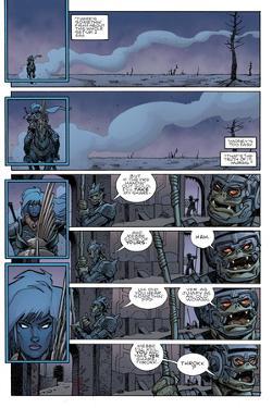Ragnarok Issue No. 1: Terminus - Page 9 by Walter Simonson