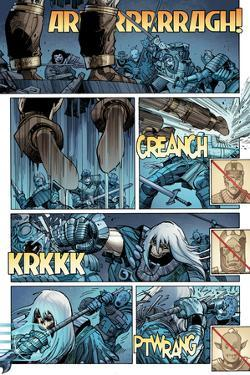 Ragnarok Issue No. 2: And Exordium - Page 11 by Walter Simonson