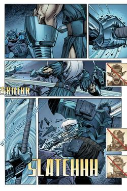 Ragnarok Issue No. 2: And Exordium - Page 12 by Walter Simonson