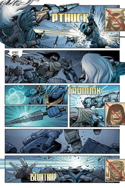Ragnarok Issue No. 2: And Exordium - Page 13 by Walter Simonson