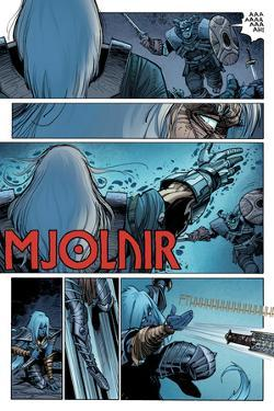 Ragnarok Issue No. 2: And Exordium - Page 14 by Walter Simonson