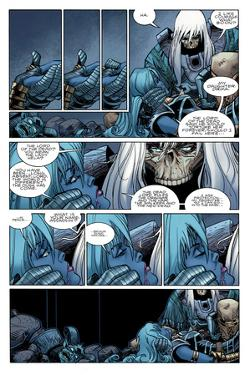 Ragnarok Issue No. 2: And Exordium - Page 18 by Walter Simonson