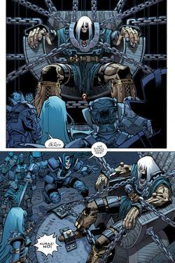 Ragnarok Issue No. 2: And Exordium - Page 2 by Walter Simonson