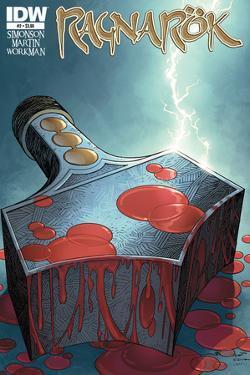 Ragnarok Issue No. 2 - Standard Cover by Walter Simonson