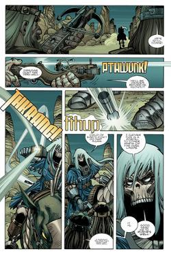 Ragnarok Issue No. 5: A Draft of Knowledge - Page 2 by Walter Simonson
